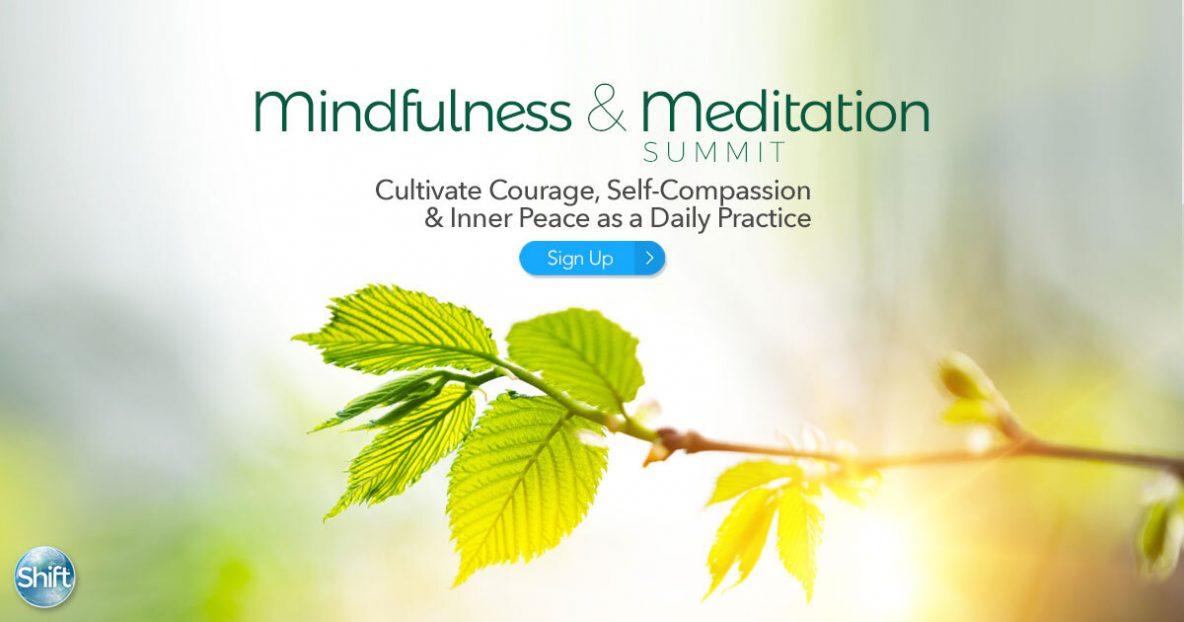 Mindfulness & Meditation Summit May 19-22