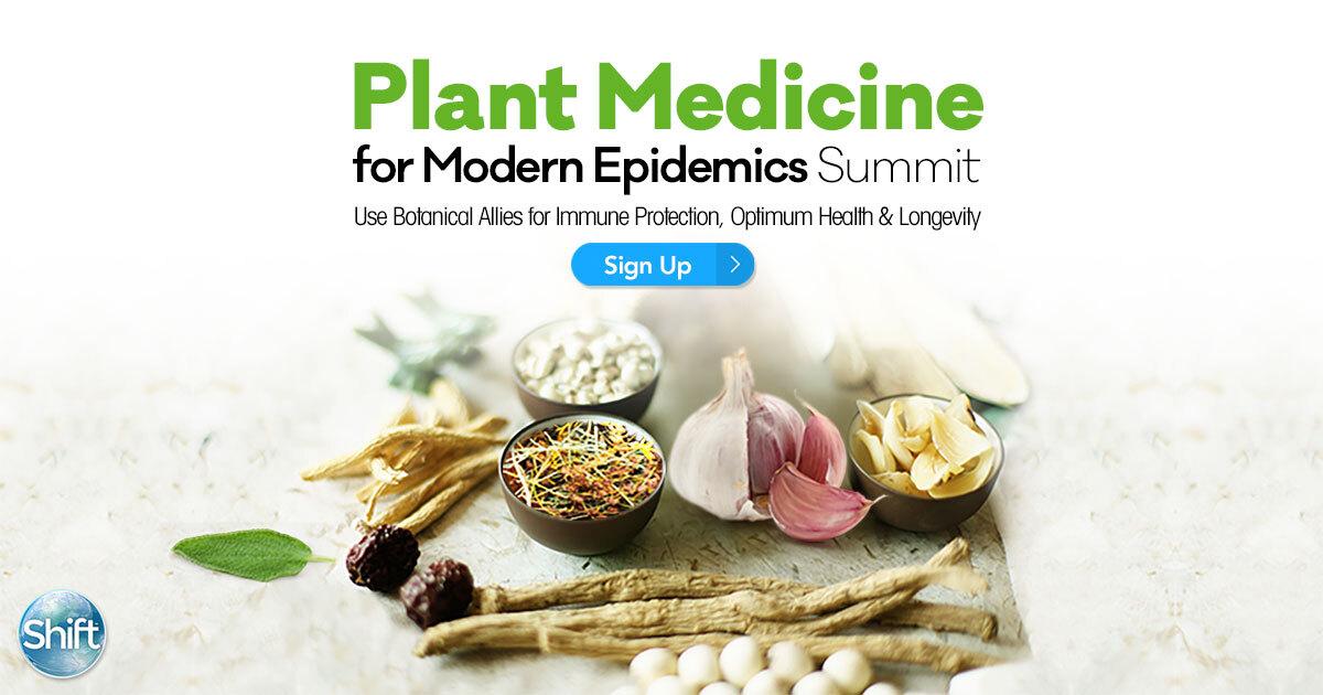 Plant Medicine for Modern Epidemics Summit August 24-28