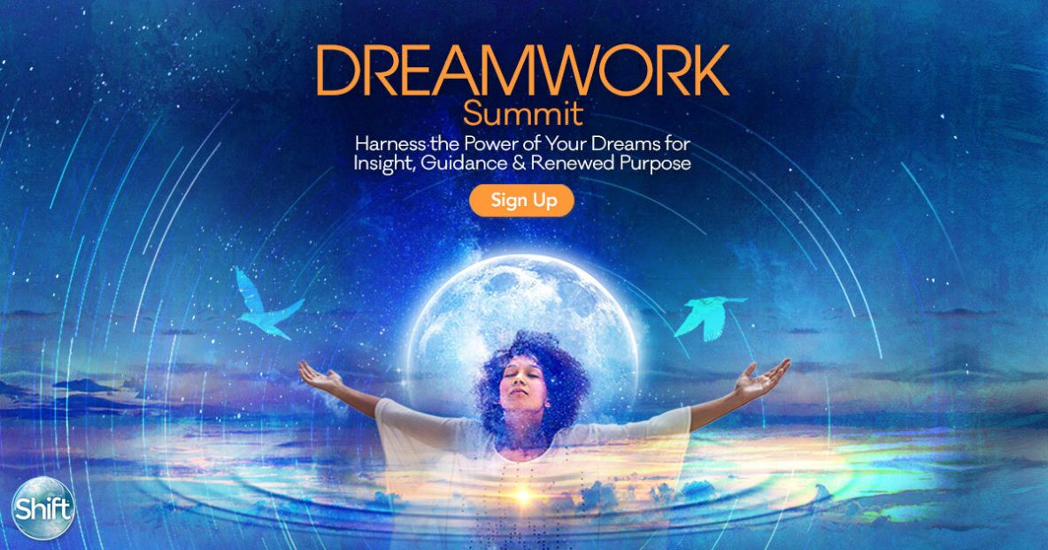 Enter the magical realms of dreams, imagination & intuition for healing wisdom, creative fire & soul-led purpose