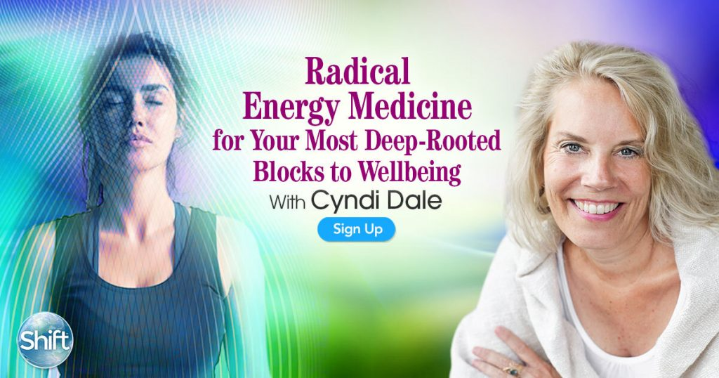 Activate energetic shifts to unlock your body's ability to heal and thrive