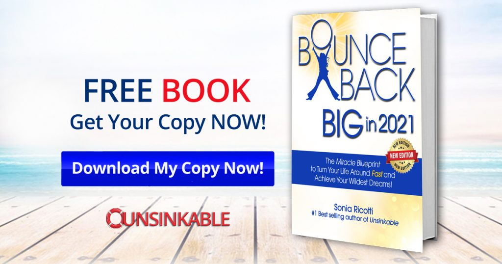 Unsinkable Bounce Back Big Book free download