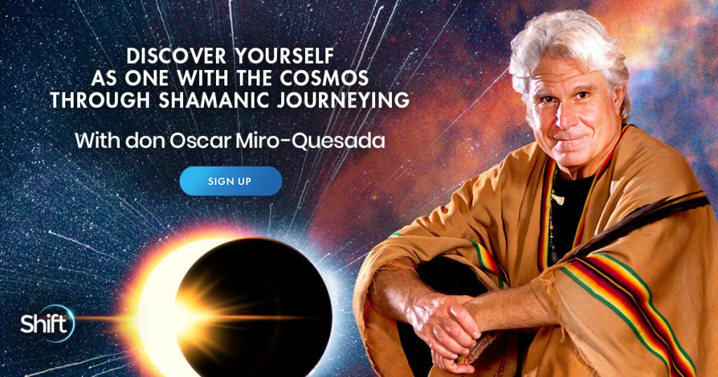 Discover how to make contact with the starlight of your origins — the cosmic wisdom and capacity for healing we're all connected to