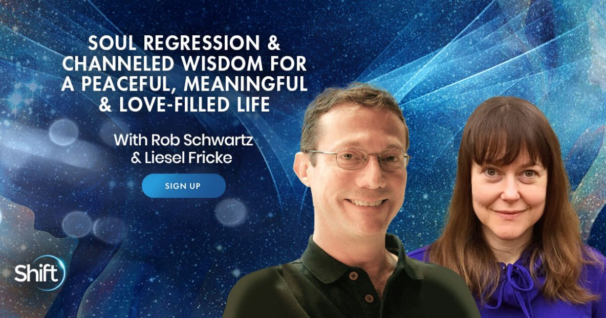 Soul Regression & Channeled Wisdom for a Peaceful, Meaningful & Love-Filled Life Explore Your Pre-Birth Plan & How You Can Alter Your Life's Trajectory
